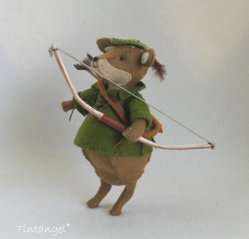 Etsy Robin hood hert