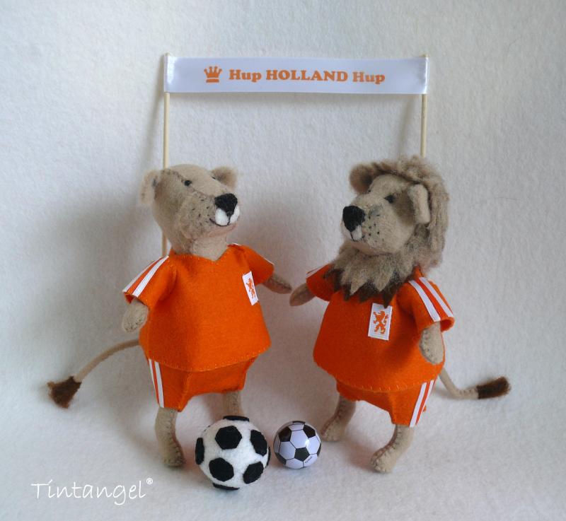 Etsy Hollandse leeuwen